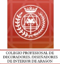 Colegios profesionales de arag n colegio oficial de decoradores y dise adores de interior de - Disenadores de interior ...